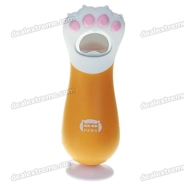 Cute Cat Paws Style Bottle Opener (Color Assorted)