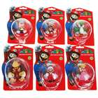 Cute Super Mario Figure Display Toy (6-Piece Set/Assorted)