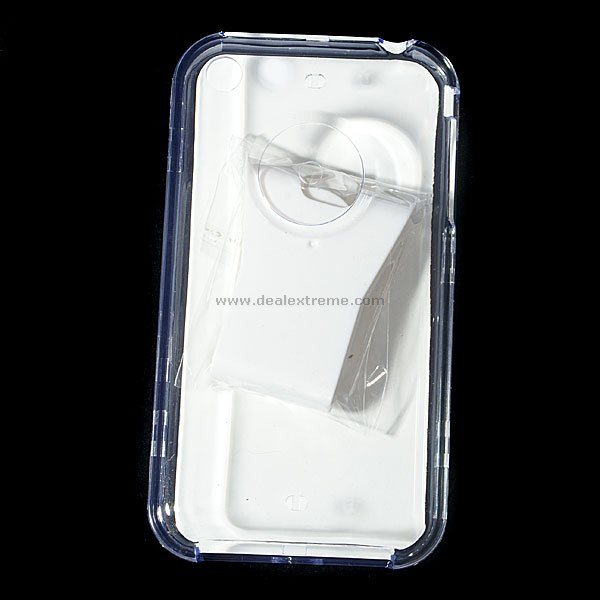Crystal Case For Iphone 2G Transparent