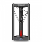 FLSUN Pre-assembled Delta 3D Printer with Printing Size 260X370 Auto Leveling Touch Screen WIFI Remote Control - UK Plug