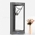 FLSUN Pre-assembled Delta 3D Printer with Printing Size 260X370 Auto Leveling Touch Screen WIFI Remote Control - AU Plug
