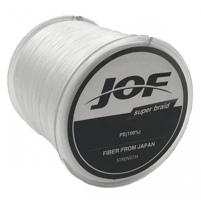 P-TOP 500m Braided PE Strong Multifilament Fishing Line for Carp Saltwater Fishing - White (#2)Fishing Lines &amp; Hooks<br>ColorWhiteSize2Quantity1 setMaterialPEFishing Site River,Pool,Sea,Surf Fishing,Sea Boat Fishing,Rock Fishing,Reservoir,Stream,PondFishing Line Type-Fishing Line Capacity-Cable Length500 mLine Diameter0.23 cmPacking List1 x Fishing Line<br>