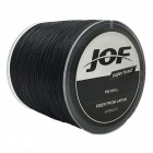 P-TOP 500m Braided PE Strong Multifilament Fishing Line for Carp Saltwater Fishing - Black (#2)