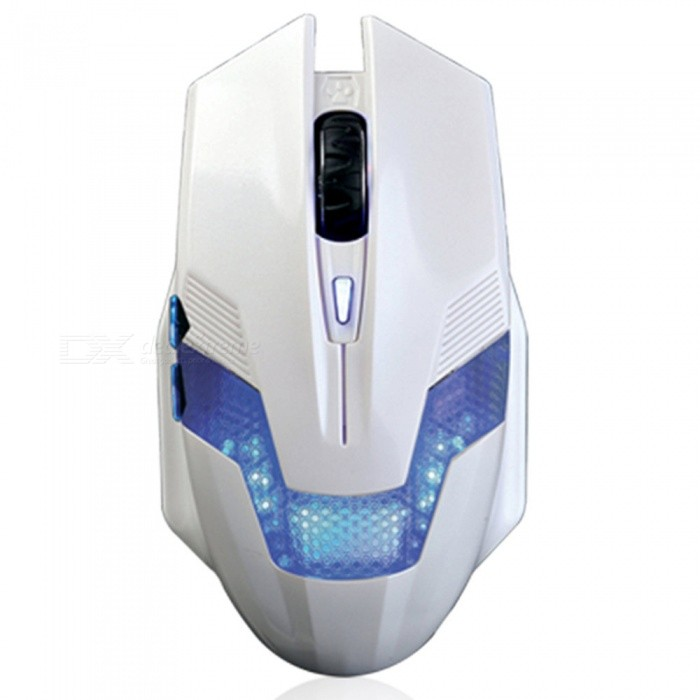 Ajazz Green Hornet 6-Button USB Wired Gaming Mouse w/ Backlit for CF LOL Game, Office, Notebook Desktop ComputerGaming Mouse<br>Form  ColorWhiteModelGreen HornetQuantity1 DX.PCM.Model.AttributeModel.UnitMaterialPlasticShade Of ColorWhiteInterfaceUSB 3.0,USB 2.0Wireless or WiredWiredOptical TypeLEDBluetooth VersionNoPowered ByUSBBattery included or notNoSupports SystemWin xp,Win 2000,Win 2008,Win vista,Win7 32,Win7 64,Win8 32,Win8 64,MAC OS XCable Length160 DX.PCM.Model.AttributeModel.UnitTypeGamingPacking List1 x Mouse1 x Instruction<br>