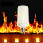 Sencart GU10 LED Burning Light Flicker Flame Decorative Lamp Bulb with Fire Effects