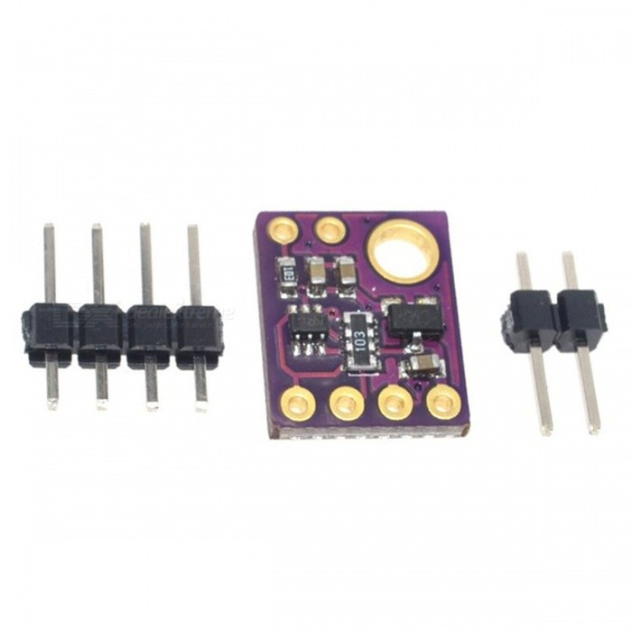 Produino MAX44009 Ambient Light Sensor Module with 4P Pin Header MF for ArduinoSensors<br>Form  ColorPurpleModelGY-49 MAX44009Quantity1 DX.PCM.Model.AttributeModel.UnitMaterialPCBApplicationCellular Phones/Smartphones<br>Digital Lighting Management<br>Portable Devices<br>Security Systems<br>Tablet PCs/Notebook Computers<br>TVs/Projectors/DisplaysWorking Voltage   1.7V - 3.6 DX.PCM.Model.AttributeModel.UnitEnglish Manual / SpecNoDownload Link   NoPacking List1 x Module<br>