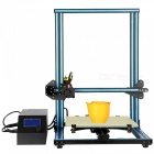 Creality3D CR-10 DIY Lage Size 3D Printer Kit - Blue (US Plug)