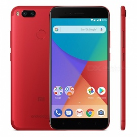 Xiaomi Mi A1 Mobile Phone with 4GB RAM 64GB ROM - Red