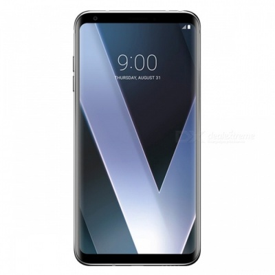 LG V30+ H930DS Mobile Phone with 4GB RAM 128GB ROM - Silver