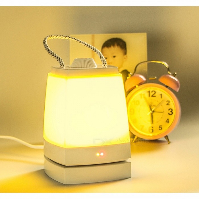 P Top Portable Desk Led Lamp Reading Light Dimmable