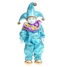 Valentines Gift Guardian Angel of Love Triangel Doll - Powderblue + Purple + Gold