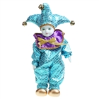 Valentines Gift Guardian Angel of Love Triangel Doll with Crank Music - Size L (M12-67)