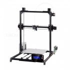 Flsun i3 DIY 3D Printer Kit w/ Large Printing Area 300*300*420mm - Black (UK Plug)