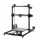 Flsun I3 DIY 3D Printer Kit w/ Large Printing Area 300*300*420mm, Touch Screen - Black (US Plug)