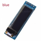 Produino 0.91'' 128x32 IIC I2C Blue OLED LCD Display DIY Module DC3.3V 5V for PIC Arduino