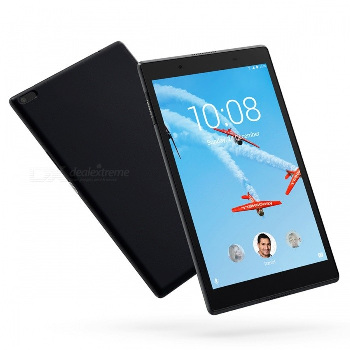 Lenovo TAB4 TB-8504N Quad-Core Android 7.1 8 Tablet PC w/ 2GB RAM, 16GB ROM - BlackAndroid Tablets<br>ColorBlackRAM2GBROM16GBBrandOthersModelTAB4 TB-8504NQuantity1 setMaterialMetalProcessor BrandQualcommProcessor ModelOthers,Qualcomm 425Processor Speed2.4 GHzNumber of CoresQuad CoreGPUMSM8917RAM/Memory TypeOthersBuilt-in Memory / RAM2GBCapacity / ROM16GBScreen Size8.0 inchesScreen Size7.8 inches~8.9 inchesScreen TypeIPSTouch TypeCapacitive screenResolution1280 x 800Touch Point10-point Capacitive Touch Screen3G TypeOthers,GSM: B2/3/5/8  UMTS: B1/2/5/8  CDMA/EVDO: BC0   TD-SCDMA: B34/39   FDD LTE: B1/3   CDMA/EVDO: BC0Operating SystemOthers,Android 7.1Supported NetworkBluetooth,GPSGPSYesWi-Fi StandardOthers,802.11 a/b/g/n/acBluetooth VersionBluetooth V4.0Interface1 x micro USBCamera type2 x CamerasFront Camera Pixels2 MPBack Camera Pixels5 MPExternal Memory Max. SupportOthers,128 GBPower AdapterUS PlugSupported LanguagesEnglish,Others,ChineseBattery Capacity4850 mAhBattery TypeLi-polymer batteryWorking Time24 hourStandby Time72 hourOther Features8  IPS + Android7.1 + 2GB RAM + 16GB ROM + Wi-Fi  +  2.0MP Front camera+ 5.0MP Rear camera + 4850mAh battery + Quad-Core + Bluetooth 4.0Packing List1 x Tablet1 x US Plug Power Adapter1 x User manual1 x Warranty manual<br>