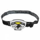 P-TOP Professional Portable Mini Waterproof Owl Shape 6-LED Headlamp Headlight for Outodoor Fishing Camping Lighting