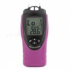 ST8040 Convenient Portable Moisture Meter for Wood - Purple