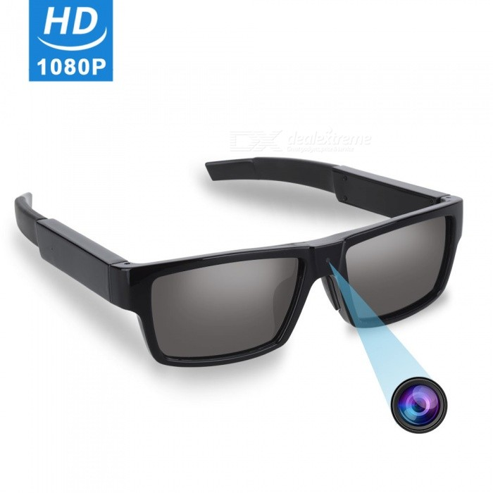 6a4c818240 G2 HD 1080P Hidden Camera Polarized Sunglasses - Free shipping ...