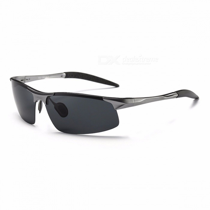 726b215355 ELITERA Aluminum Polarized Sunglasses Fashion Sun Glasses Travel Driving  Male Eyewear Sun Glasses for Men Black