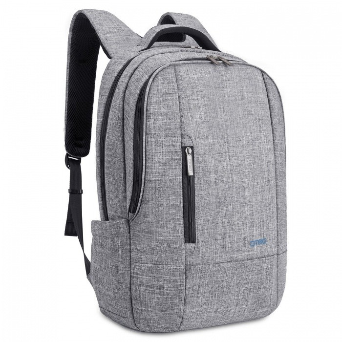 DTBG Nylon Durable Water Resistant Laptop Backpack with Bubble Pad for 17.3 Inch Laptops - GreyBags and Pouches<br>Form  ColorGreyModelD8210WQuantity1 pieceShade Of ColorGrayMaterialNylonCompatible Size17.3 inchTypeBackpacks,Tote BagsPacking List1 x Backpack<br>