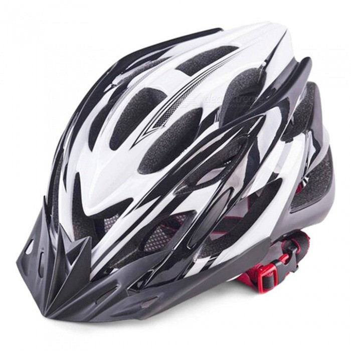 CTSmart Multi-Purpose Outdoor Riding One-Piece Safety Helmet - BlackHelmets<br>ColorBlackQuantity1 pieceMaterialEPS+PCShade Of ColorBlackBest UseCycling,Road Cycling,Bike commuting &amp; touringHead Circumference58-62 cmPacking List1 x Helmet<br>