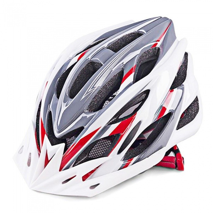 CTSmart Multi-Purpose Outdoor Riding One-Piece Safety Helmet - GrayHelmets<br>ColorGrayQuantity1 DX.PCM.Model.AttributeModel.UnitMaterialEPS+PCShade Of ColorGrayBest UseCycling,Road Cycling,Bike commuting &amp; touringHead Circumference58-62 DX.PCM.Model.AttributeModel.UnitPacking List1 x Helmet<br>