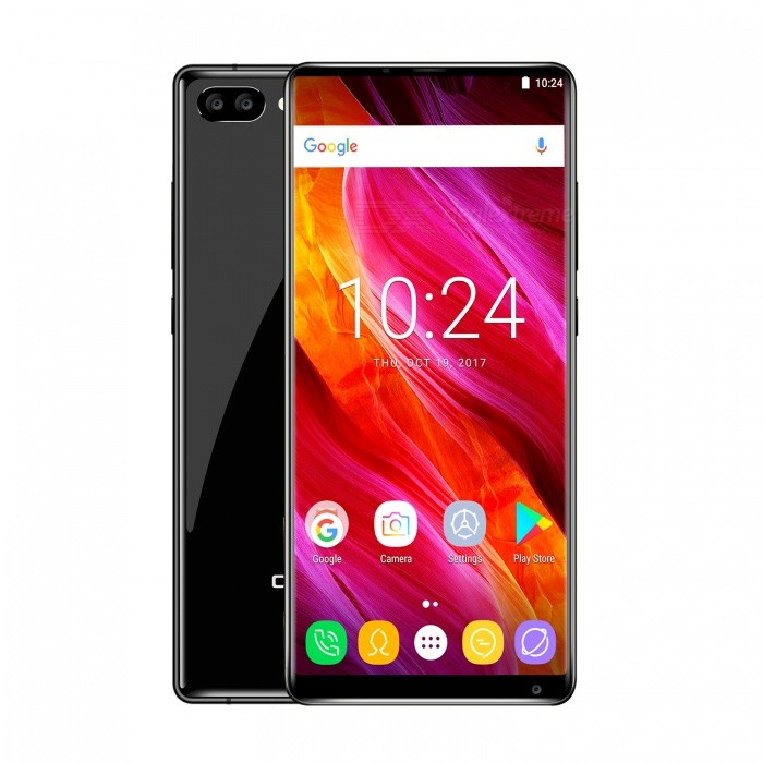 "OUKITEL MIX 2 Full Screen 5.99"" FHD Octa-core 18:9 4G Phone w/ 6GB RAM, 64GB ROM - Black"