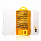 betals marke 108-in-1 schraubendreher set, multifunktions essential digitale handy computer reparatur-tool kit yelow
