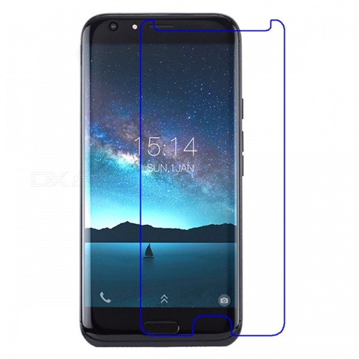 Naxtop Tempered Glass Screen Protector for DOOGEE BL5000 - TransparentScreen Protectors<br>ColorTransparent (1PC)ModelN/AMaterialTempered GlassQuantity1 pieceCompatible ModelsDOOGEE BL5000Features2.5D,Fingerprint-proof,Scratch-proof,Tempered glassPacking List1 x Tempered glass film1 x Wet wipe1 x Dry wipe1 x Dust absorber<br>