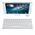 Ajazz ak3.1 ultra slim lightwieght wireless bluetooth keyboard for android phone, iphone, ipad, computer pc