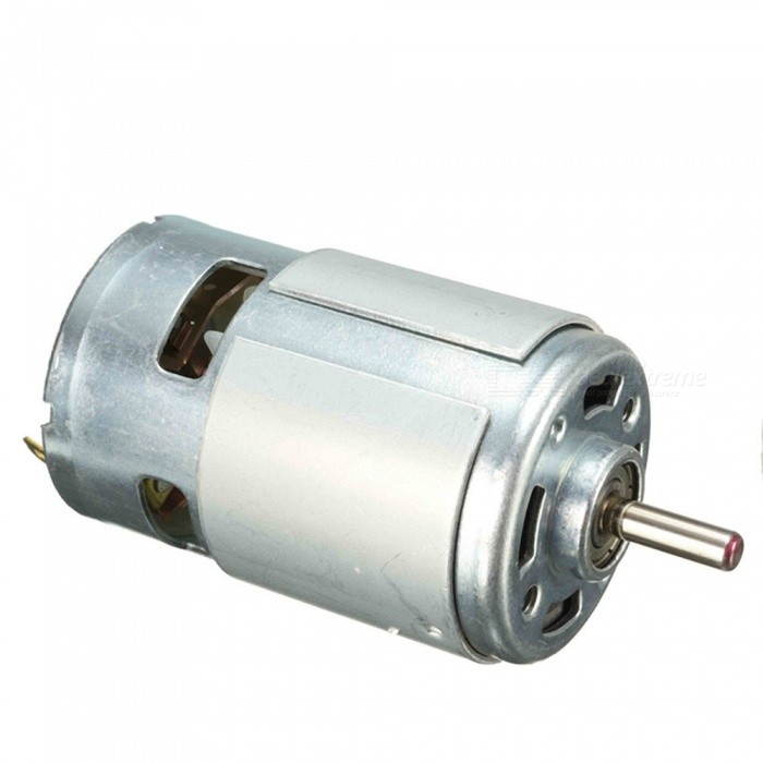 ZHAOYAO DC 12V 150W 13000~15000rpm 775 High Speed Large Torque DC Motor