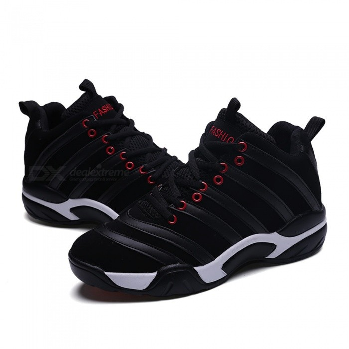 8818 Anti-Skid Leisure Casual Style Mens Sports Shoes for Outdoor Mountaineering Cycling - Black (40#)Shoes<br>ColorBlackSize40Model8818Quantity1 DX.PCM.Model.AttributeModel.UnitShade Of ColorBlackMaterialArtificial PUStyleSportsFoot Length250 DX.PCM.Model.AttributeModel.UnitFoot Girth10-15 DX.PCM.Model.AttributeModel.UnitHeel Height1 DX.PCM.Model.AttributeModel.UnitPacking List1 Pair x Shoes<br>