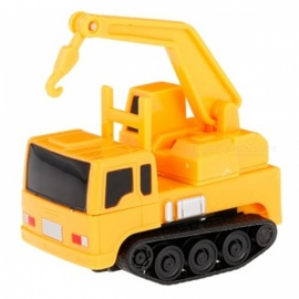 Magic Mini Building Truck Hook Machine Black Drawn Line Toy Car for Kids- Mixed Color