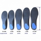 EVA Orthotic Insoles Adult Flat Foot Arch Support Orthotics Orthopedic Insoles for Men and Women Feet Health Care Pad M 28cm