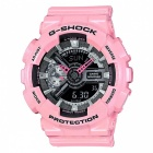 Casio g-shock GMA-S110MP-4A2 orologio da donna in quarzo resina-rosa bubblegum + nero