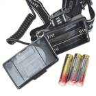 SHF-2F 3-Mode 150-Lumen LED Head Light w/ Cree Q2 / Carrying Pouch (3*AAA)