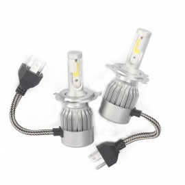 ZHAOYAO H4 36W 3800ML C6 Car LED Bulb Headlights (One Pair)
