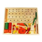 Creativity 3D Wooden Puzzle Set