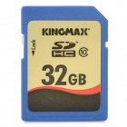 Genuine KINGMAX SDHC Memory Card - 32GB (Class 10)