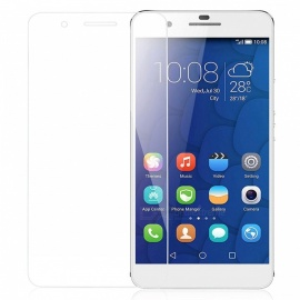 naxtop gehard glas screen protector voor huawei honor 6 plus - transparant