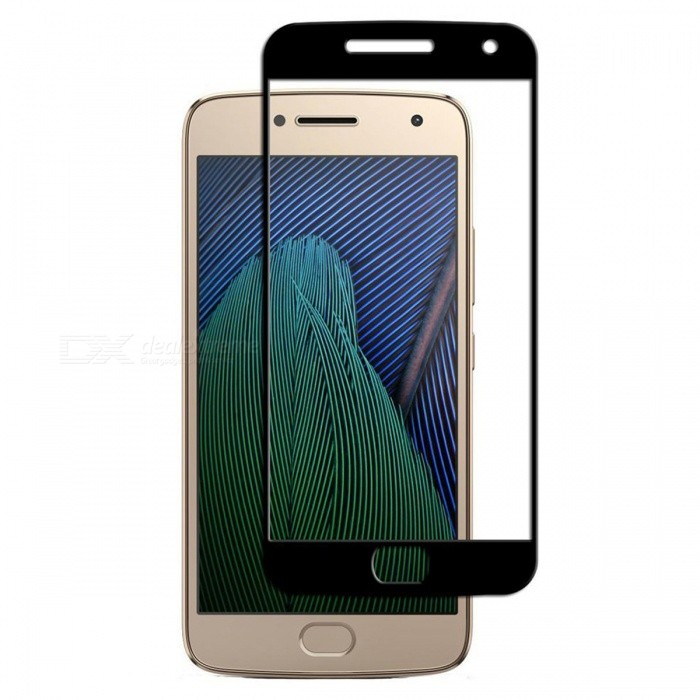Naxtop Tempered Glass Full Screen Protector for Moto G5 Plus - BlackScreen Protectors<br>ColorBlack for Moto G5 PlusModelN/AMaterialTempered GlassQuantity1 DX.PCM.Model.AttributeModel.UnitCompatible ModelsMoto G5 PlusFeatures2.5D,Fingerprint-proof,Scratch-proof,Tempered glassPacking List1 x Tempered glass film1 x Wet wipe1 x Dry wipe1 x Dust absorber<br>