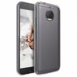 Naxtop TPU Ultra-thin Soft Case for Moto G5S Plus - Transparent