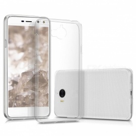 Naxtop TPU Ultra-thin Soft Case for Huawei Y5 (2017) - Transparent