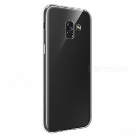 Naxtop TPU Ultra-thin Soft Case for Samsung Galaxy A8 (2018) - Transparent