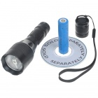 SIPIK CK361 3-Mode 180-Lumen White LED Flashlight with Strap (1*18650)