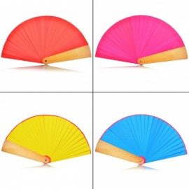 Magic Props Color Change Fan Discoloration Fan