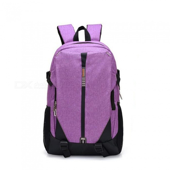 CTSmart 3012 Outdoor Mountaineering Travel USB Interface Outdoor Leisure Shoulder Bag - PurpleColorPurpleBest UseClimbing,Backpacking,Mountaineering,TravelModel3012Quantity1 DX.PCM.Model.AttributeModel.UnitMaterialCanvasCapacity Range20L~40LRaincover includedNoPacking List1 x Bag<br>