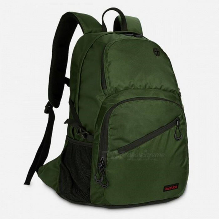LOCAL LION 560 Multi-Function Outdoor 20L Capacity Waterproof Sports Shoulder Bag Backpack for Mountaineering Hiking - GreenColorGreenBest UseClimbing,Rock Climbing,Backpacking,Camping,Mountaineering,TravelModel560Quantity1 DX.PCM.Model.AttributeModel.UnitMaterialPolyesterSizeOthersCapacity20LCapacity Range0L~20LRaincover includedNoPacking List1 x Backpack<br>