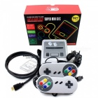 HDMI HD Version Mini TV Handheld Game Machine Console with 621 Games Included for Family (US Plug)